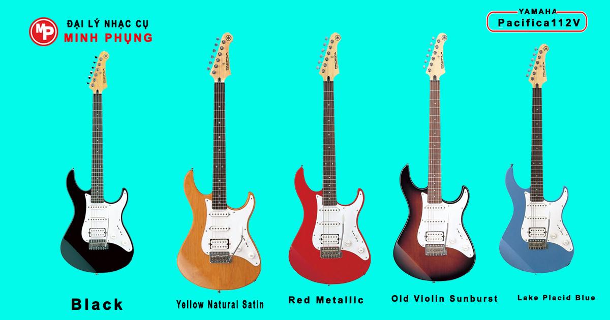 Đàn Guitar Điện Yamaha Pacifica112V