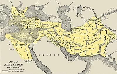 Persia and greece vocabulary