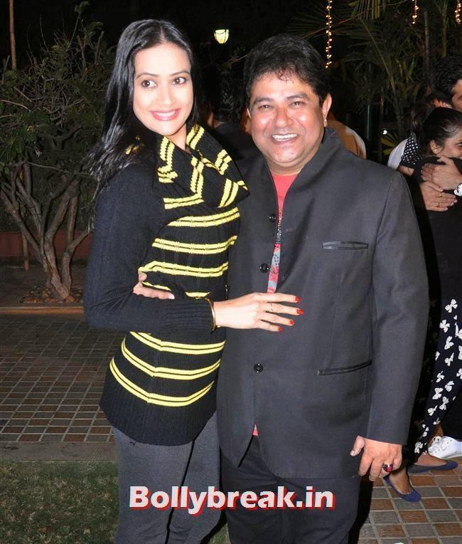 Jasveer Kaur, Hot Tv Babes at GR8 Calendar 2014 Launch