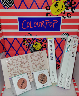 ColourPop Haul #1