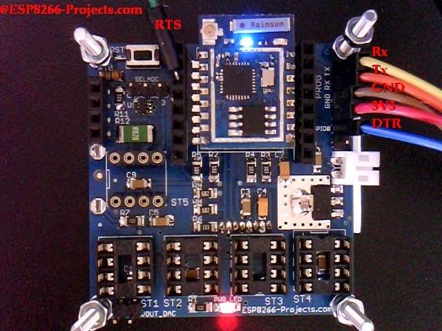 CBDBv2 Evolution - ESP8266 Development Board Meets ARDUINO IDE!: 9 Steps