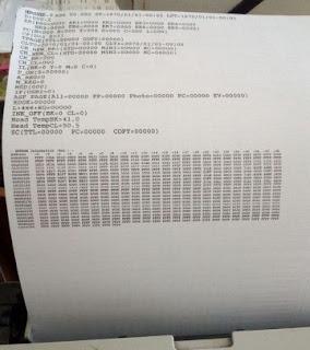 Cara Reset Printer Canon MP258 Termudah