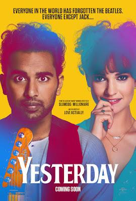 Yesterday 2019 Movie Poster 2