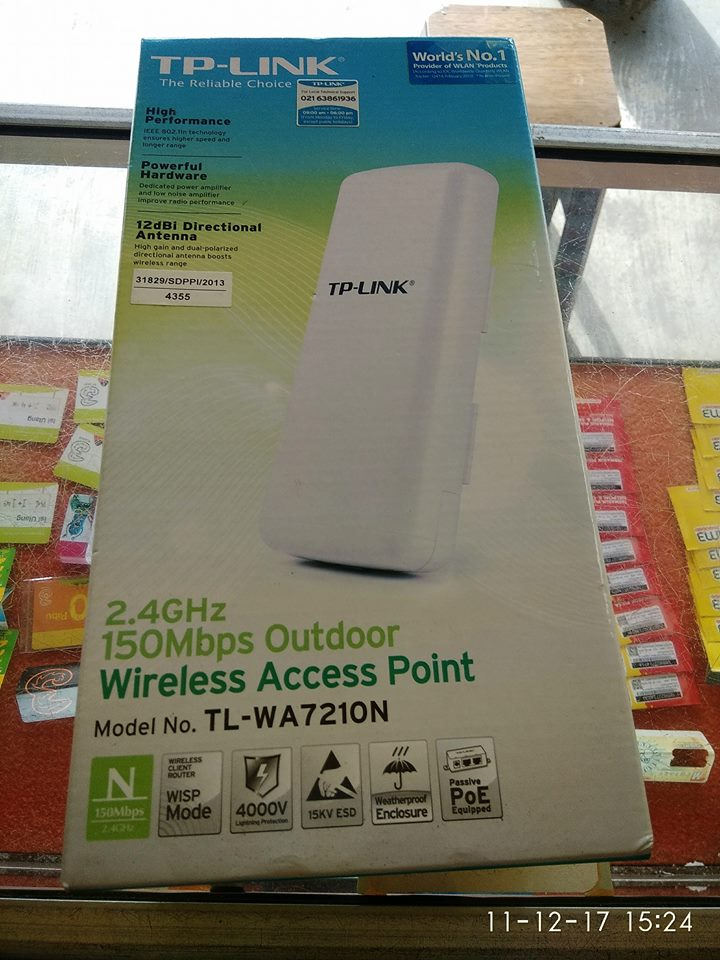 Alat Penangkap Sinyal Wifi Jarak Jauh : penangkap, sinyal, jarak, Untuk, Nembak, Jarak, Berbagai