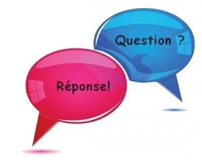 Vos questions - Mes réponses !