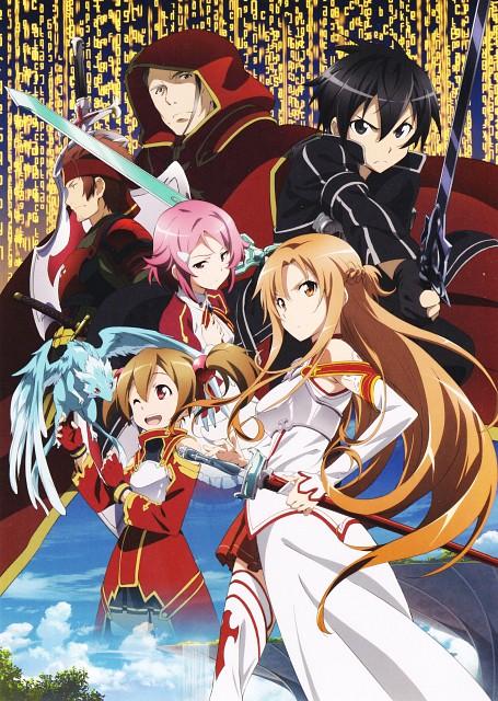 Sword Art Online |02/25| |Latino/Castellano/Japonés+Subs| |BD Ligero| |Temp. 1| |Mega|
