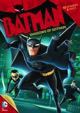 Batman: Shadows Of Gotham – DVDRIP LATINO