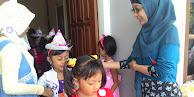 Perayaan Ulang Tahun Shita Dewi Tahun 2015