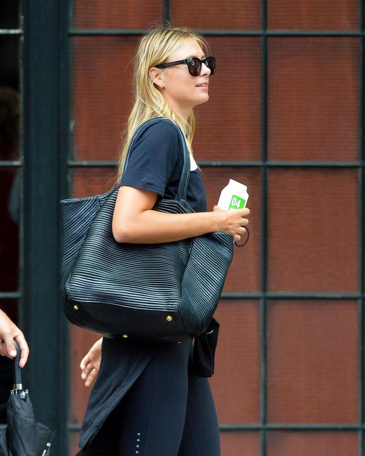 Maria Sharapova Out And About In New York