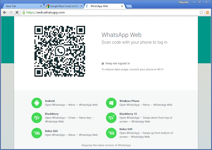 Enjoy Whatsapp On your PC Without Any Emulator
