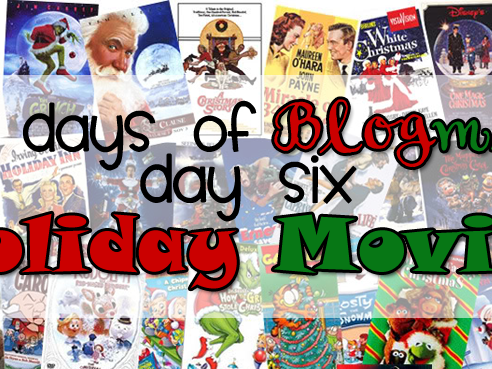 12 Days of Blogmas: Day Six