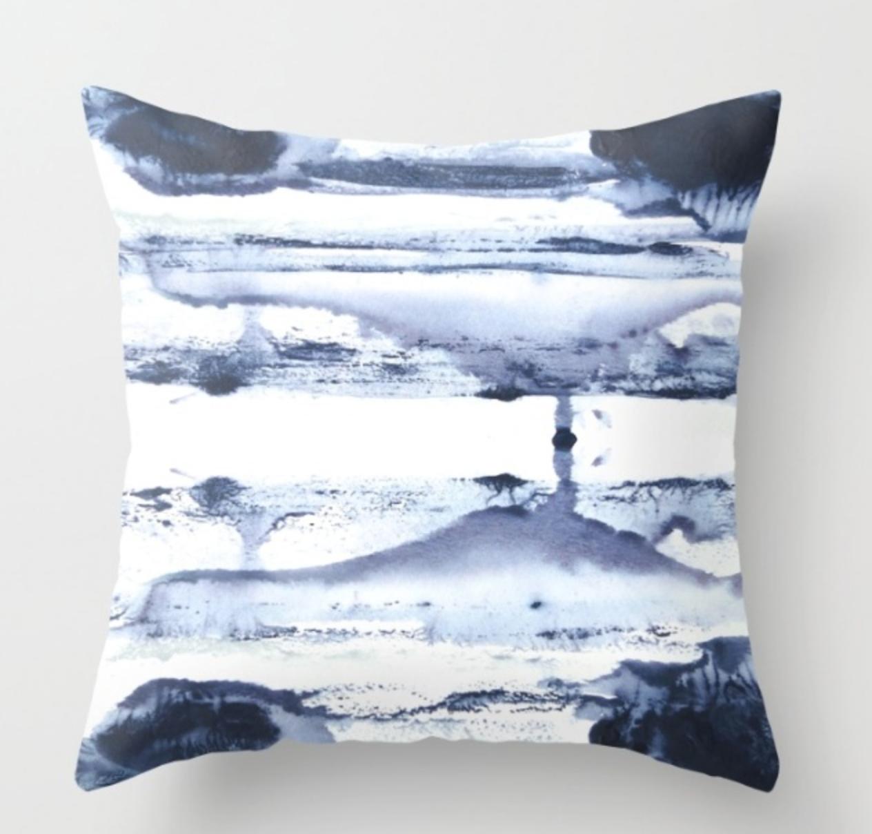 jennifer latimer design indigo tie dye fabric 2016 navy white pillow like similar to style eskayel