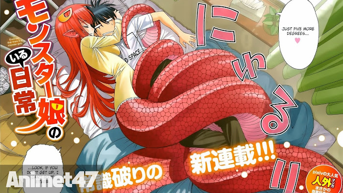 Ảnh trong phim Monster Musume no Iru Nichijou 1