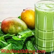 Smoothie : Right snack for a healthy heart : WikiHealthBlog
