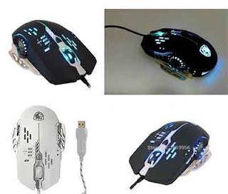 Sades FlashWing mouse gaming yang terbaik