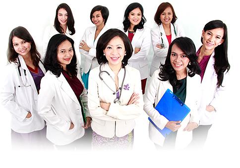 Dokter dan ahli gizi
