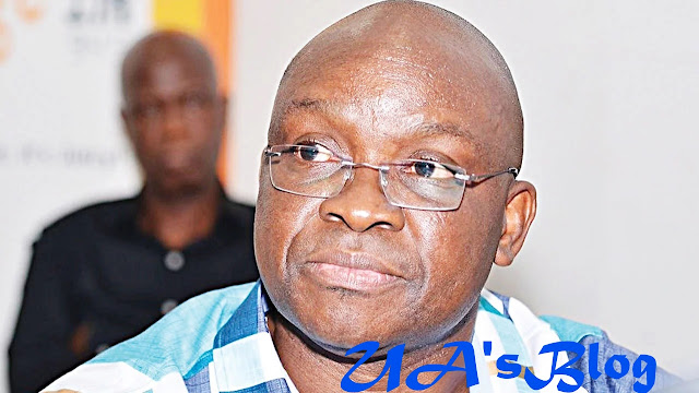 Fayose Is Loud-mouthed - Edo Deputy Gov