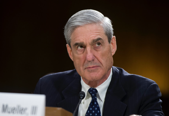 A frustrated Trump lashes out at special counsel Mueller