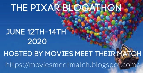 The Pixar Blogathon!