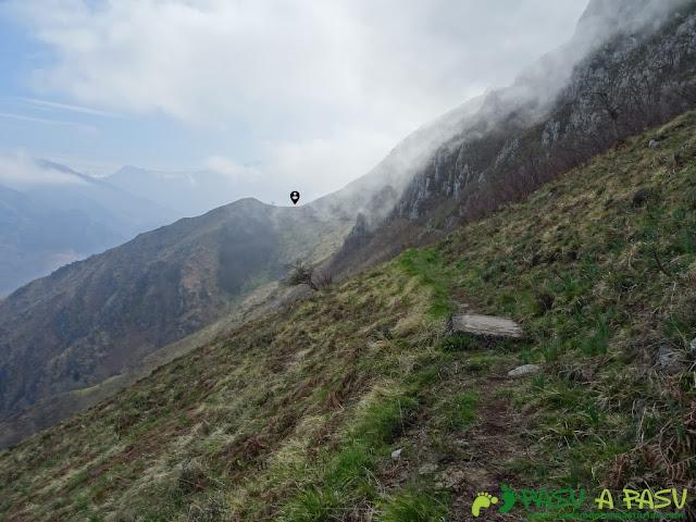 Ruta Sierra del Crespón: Camino a Prieya