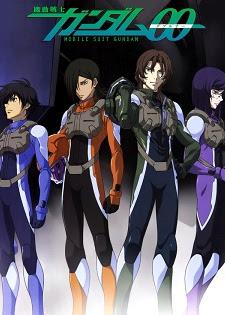 Download Mobile Suit Gundam 00 S1  Subtitle Indonesia Batch Episode 1-25