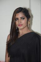 Pavani Reddy in Black Saree Sleeveless Choli ~  Exclusive 34.JPG