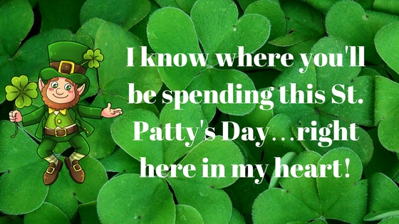 Free St Patrick's day 2018 wishes