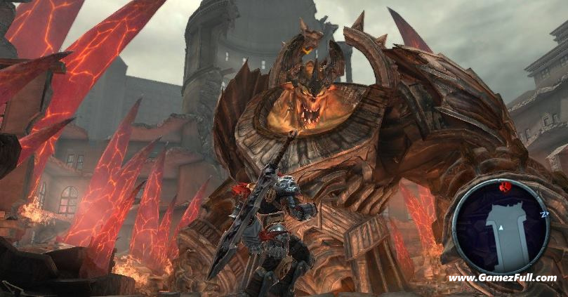 Darksiders PC Full Español