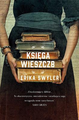 """""""Księga wieszczb"""" Erika Swyler"""