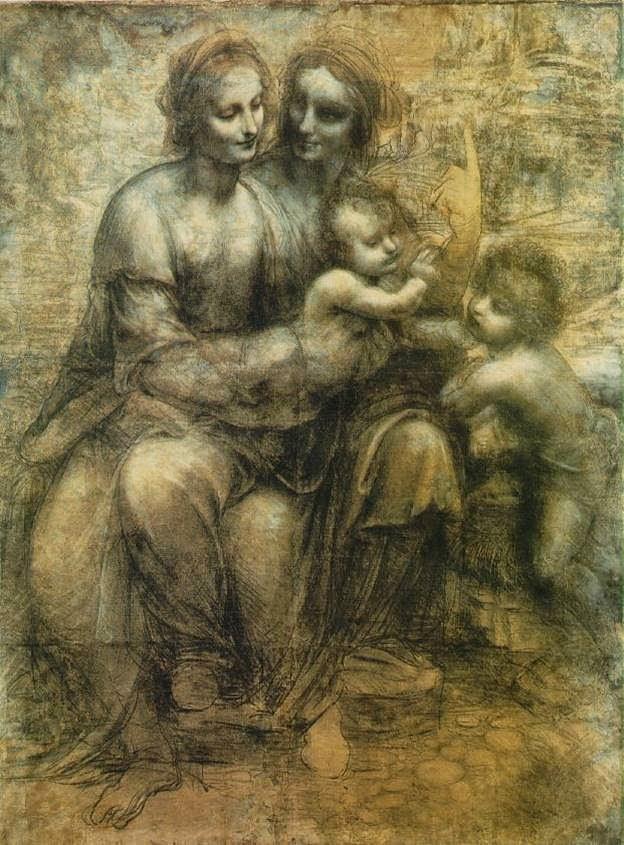 Historia Del Arte Temas Imagenes Y Comentario Leonardo Santa