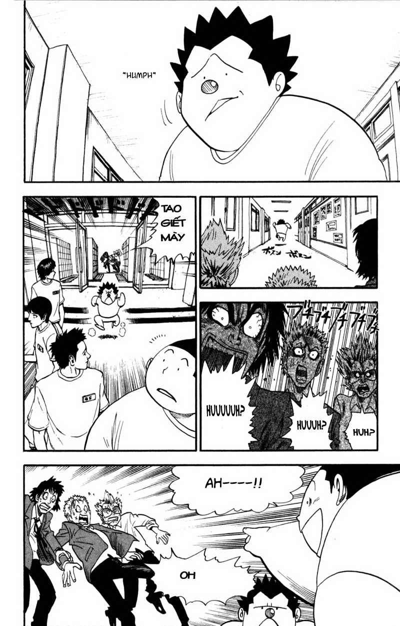 Eyeshield 21 chapter 32 trang 13