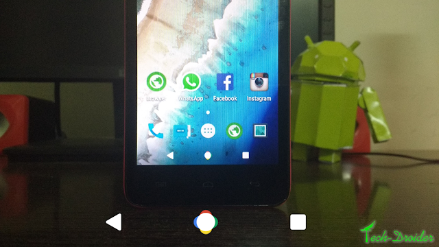 How to Get Android N Navigation Bar on Android Device Running Cyanogenmod 12/13