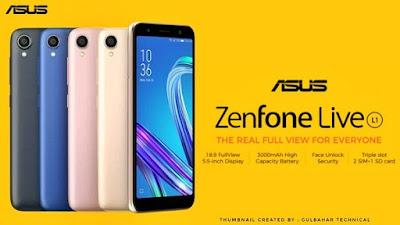 Harga Asus ZenFone Live Terbaru