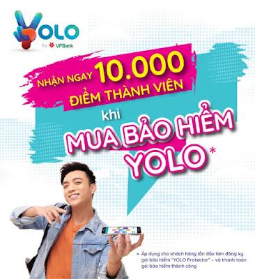 Thanh toán nhanh chóng nhiều dịch vụ chỉ với 1 ứng dụng yolo