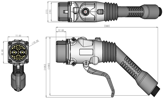 Chademo Connector