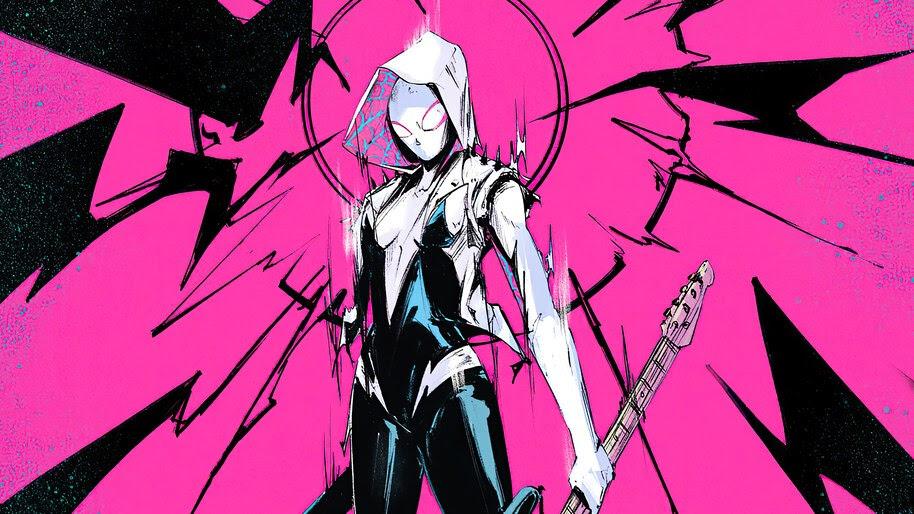 Spider-Gwen, 4K, #6.2411