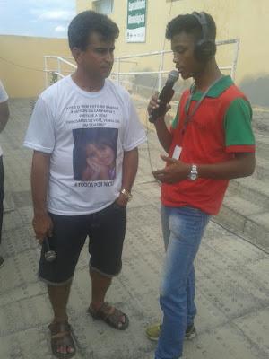 Rádio Mairi-Fm na Campanha Todos por Nicoly