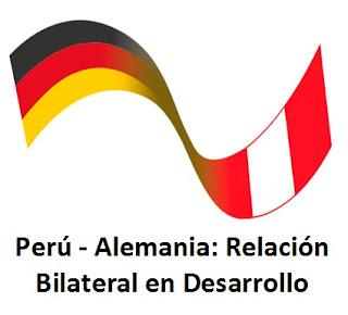 Perú - Alemania: Relación Bilateral en desarrollo