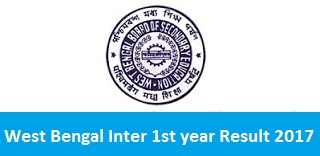 West Bengal Inter 1st year Result