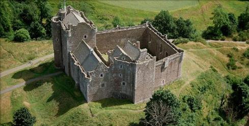 Castle Eingestellt