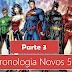 Cronologia NOVOS 52 (Ordem de Leitura - Download) - Parte 3