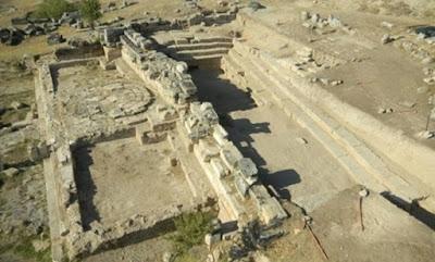 Misteri Gerbang Neraka Romawi Kuno Terpecahkan