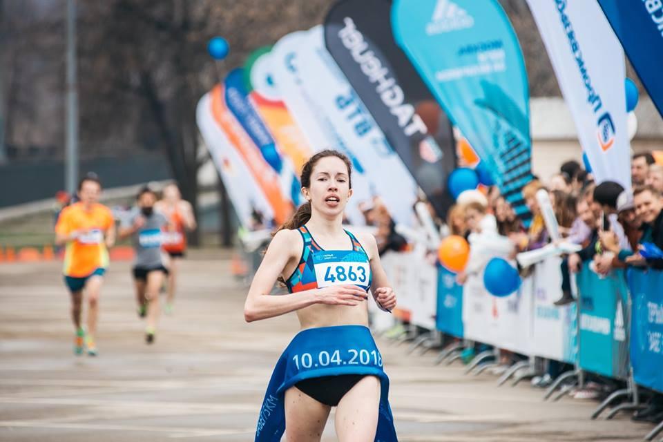 Тамара Щемерова как начать бегать