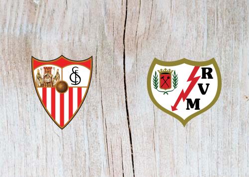Sevilla vs Rayo Vallecano - Highlights 25 April 2019