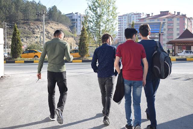 Mustafa Hız, Kubilay Kılıçoğlu, Taner Keşcioğlu, Harun İstenci
