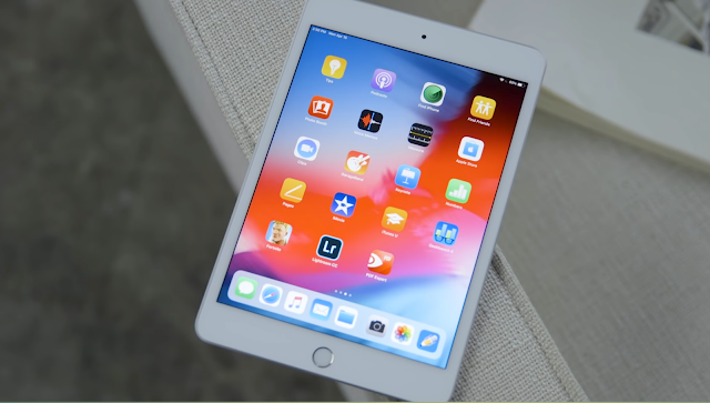 Apple launched 5th gen iPad mini with A12 Bionic