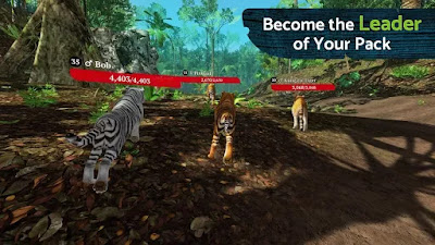 Download The Tiger MOD APK v1.3.4 for Android Full Free Shopping HACK Terbaru 2018