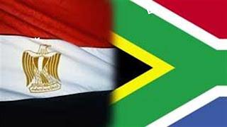 القنوات الناقلة لمباراة مصر وجنوب افريقيا