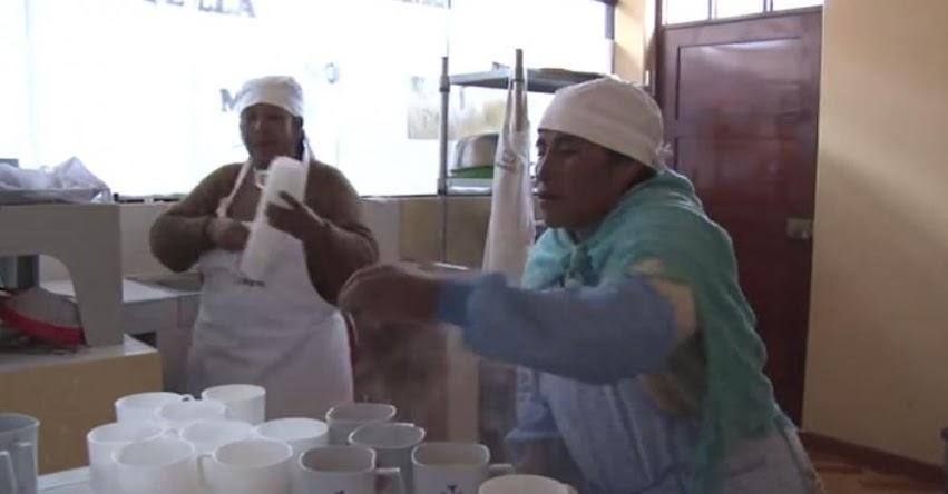 MIDIS - Qali Warma supervisa servicio alimentario en II.EE. de Puno - www.qaliwarma.gob.pe