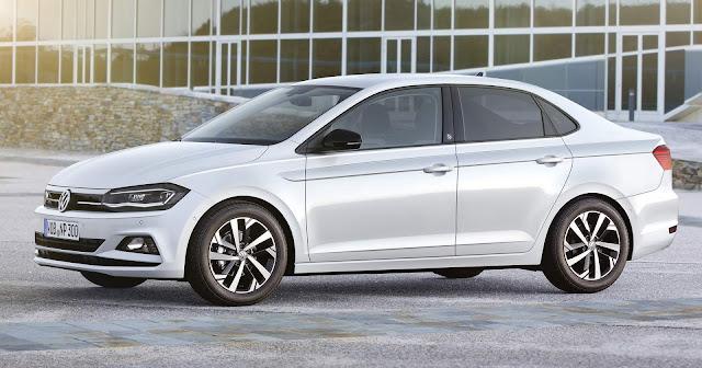 Novo VW Virtus 2018
